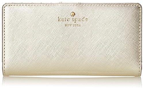 kate-spade-new-york-cedar-street-stacy-bifold-gold-one-size