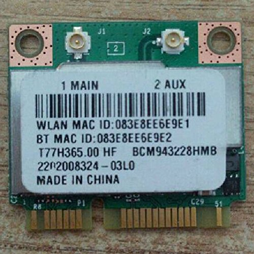 Click to buy Broadcom Bcm943228hmb Brcm1058 Wireless Card Dual Band Abgn + Bt Bluetooth Combo - From only $134.99