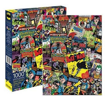 Batman DC Comics Collage 1.000 pezzi Puzzle