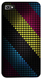 Timpax protective Armor Hard Bumper Back Case Cover. Multicolor printed on 3 Dimensional case with latest & finest graphic design art. Compatible with Black berry Z10 Design No : TDZ-28450