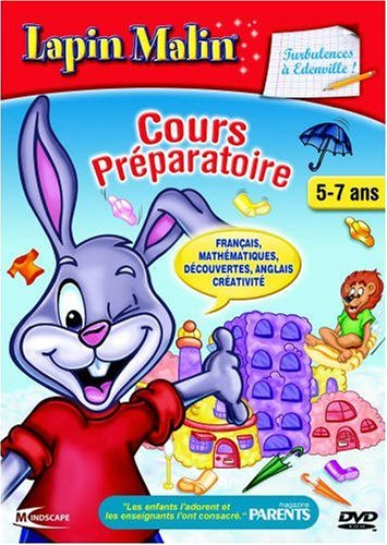 Lapin Malin 1ère Primaire - Turbulences à Edenville 5-7 ans (vf - French software)