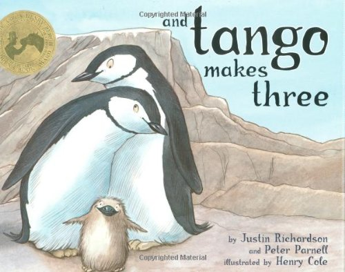 And Tango Makes Three: Justin Richardson, Peter Parnell: 9780689878459: Amazon.com: Books