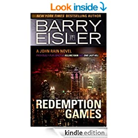 Redemption Games (previously published as Killing Rain/One Last Kill) (John Rain Book 4)