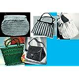 Amazon.com: Bolsos de embrague - Crochet patrones para bolsos de mano