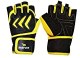 Mayor Pacifico Gym Gloves Yellow / Black
