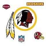 Washington Redskins Logo Vinyl Wall Graphic Decal Sticker