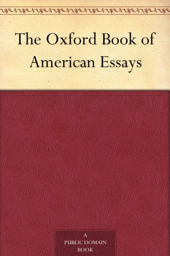 the signet book of american essays About the signet book of american essays featuring essays by benjamin franklin • ralph waldo emerson • web du bois • albert einstein • gloria.