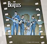 2014 The Beatles Mini Calendar