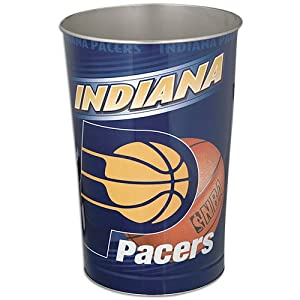 Wincraft Indiana Pacers Wastebasket - Indiana Pacers 15 x 10 Inches by WinCraft
