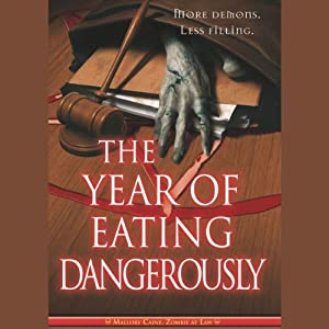 The Year of Eating Dangerously: Mallory Caine, Zombie at Law | [K. Bennett]