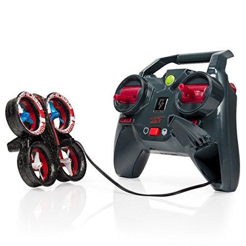 Air Hogs - Helix Ion Drone 2.4 Red/Black JungleDealsBlog.com