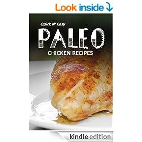 Paleo Chicken Recipes (Quick N' Easy Paleo)