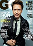 Magazine - GQ (1-year auto-renewal)