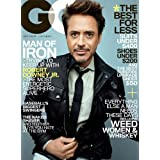 GQ (1-year) ~ Conde Nast Publications