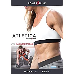 Atletica Volume 3 by Powerstrike, with Ilaria Montagnani