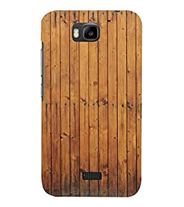 Seamless Wood Cute Fashion 3D Hard Polycarbonate Designer Back Case Cover for Huawei Honor Bee :: Huawei Honor Bee Y5c