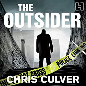 The Outsider Hörbuch