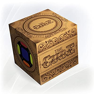 The Cube: Turns Quicker and More Precisely Than Original; Super-durable With Vivid Colors; Best-selling 3x3 Cube; 100% Money Back Guarantee! from aGreatLife