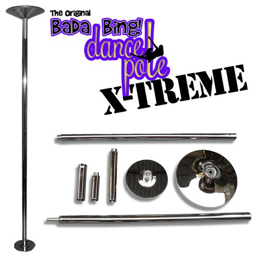 Removable Exotic Stripper Dancing Pole Dance Pole 45mm