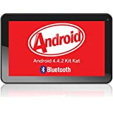 """New Android 4.4.2 KitKad DUAL CORE 9"""" inch Capacitive Touch Screen Android TABLET PC Allwinner A23 DUAL CORE 1.0GHz CPU (up to 1.5GHz maximumly) Processor Android 4.4 KitKad (Latest Ice Cream Sandwich OS) Tablet PC 8GB HDD 512MB WiFi MID Epad Flash Player 11.1 - Compatible with BBC iPlayer / Youtube / Facebook by Dx-mall"""