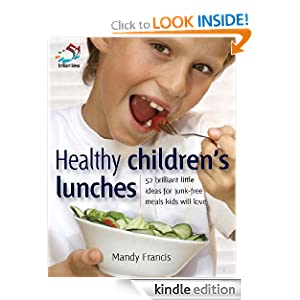 Healthy Children's Lunches (52 Brilliant Ideas)