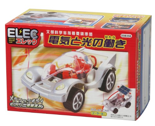 Artec 8356 Motor Solar Car - Elec
