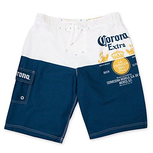 corona-extra-label-mens-swim-board-shorts-large-blue