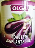 Olga Roasted Eggplant 102 oz Can