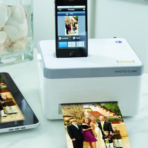 VuPoint IP P10 VP Wireless Color Photo Printer