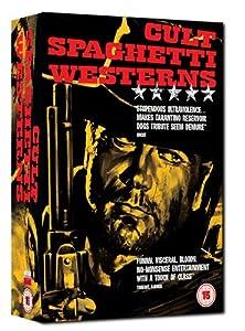 Cult Spaghetti Westerns Box Set - DJANGO, A BULLET FOR THE GENERAL, KEOMA [DVD]
