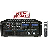 IDOLPRO IP-388 II Recording Function & 10 Band LED Channel Equalizer 1400W Professional Console Mixing Amplifier