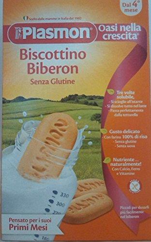 PLASMON BISCOTTO BIB S/GLU200G