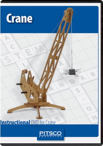 Pitsco Crane Instructional DVD