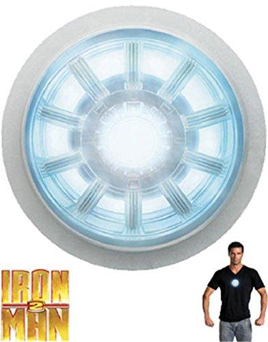 Iron Man 2 (2010) Movie - Arc Reactor Glow Accessory