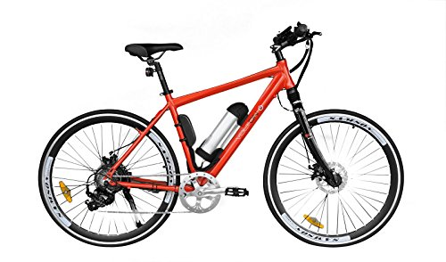 Pedal Assist Electric Bike