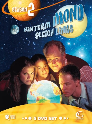 Hinterm Mond gleich links - Season 2 (5 DVDs)