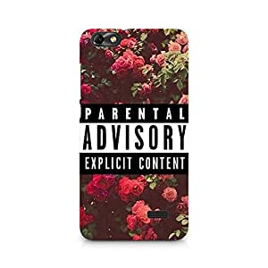 Ebby Explicit Premium Printed Case For Huawei Honor 4C