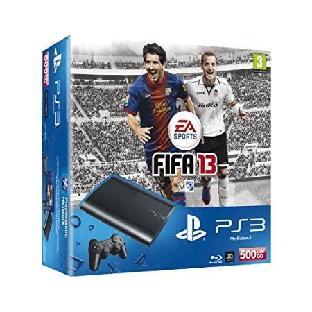 PlayStation 3 Consola 500 GB + FIFA 13