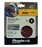 Piranha X32175-XJ 125 x 22mm 24g Angle Grinder Fibre Disc