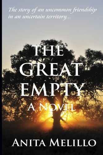 Book: The Great Empty by Anita Melillo