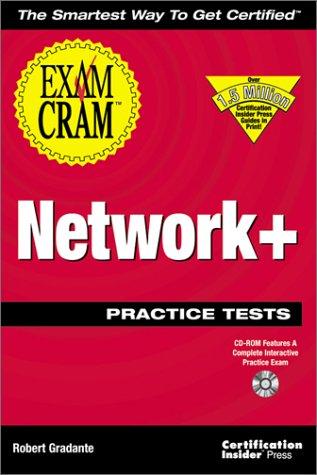 Network+ Practice Tests Exam Cram with CDROM