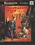 Gamemaster Law (Rolemaster Standard System, No.5521) (1558062173) by Hawkins, J.