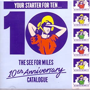 Your Starter For Ten...The See For Miles 10th Anniversary
