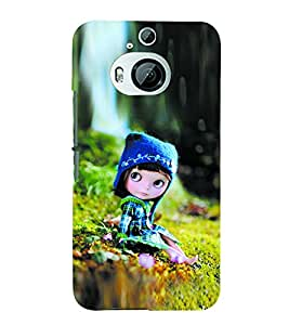 Vizagbeats Baby Doll Back Case Cover for HTC One M9+::HTC One M9 Plus