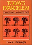 img - for Todays Evangelism book / textbook / text book