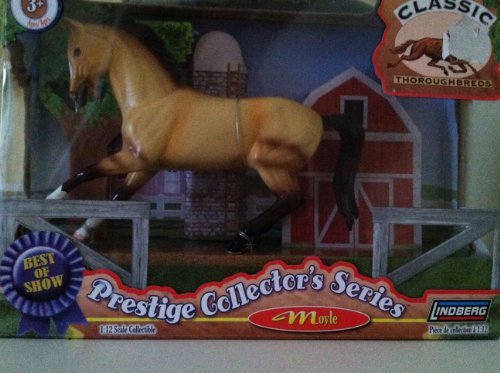 Prestige Collector's Series Thoroughbreds - Moyle by Lindberg