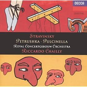 Stravinsky: Pulcinella Ballet in one Act - 16. Allegro