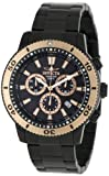 Invicta Men's 1206 II Collection Chronograph Stainless Steel Watch Reviews