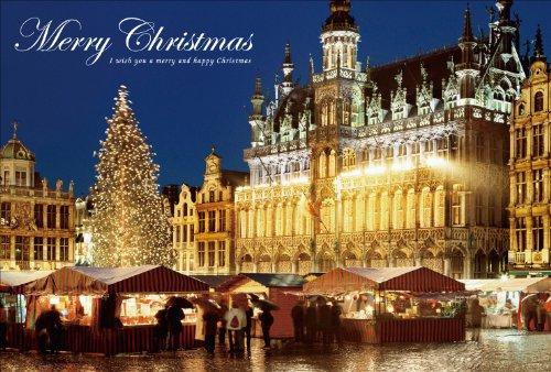 世界のクリスマス A (写真工房ポストカード / PS-013)