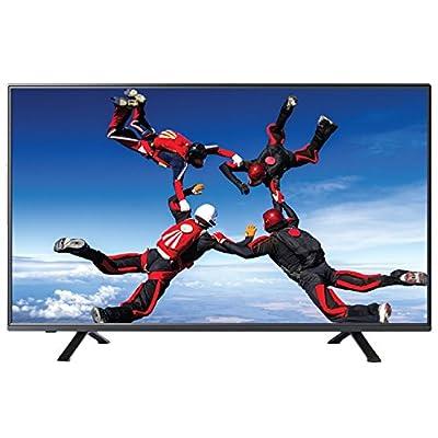 Sansui SMN42QH0ZSA 107cm (42 inches) 4K Ultra HD Smart LED TV (Black)